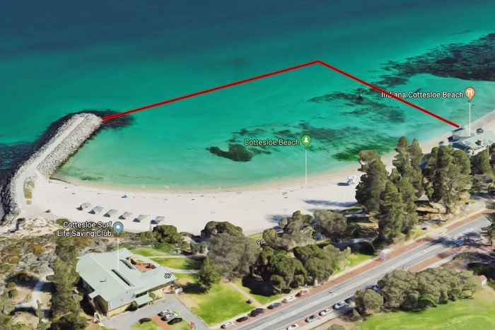 ABC NEWS: Perth's Cottesloe beach to have shark barrier installed before summer